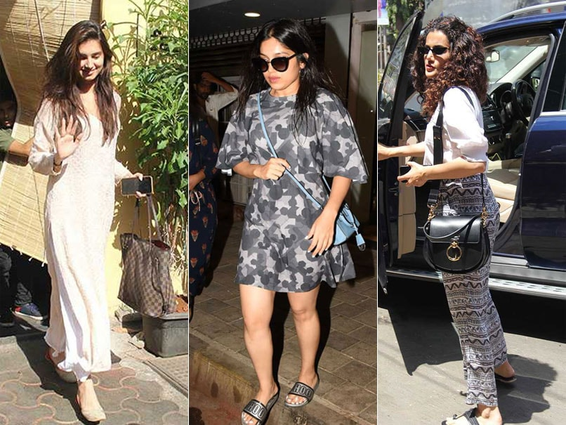 How Tara, Taapsee, Bhumi Jump-Started The Week