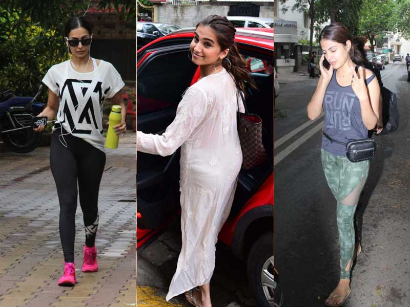 Tara, Parineeti, Rhea's Mid-Week Plans