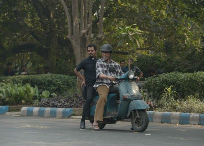 And Then There Were Te3N: Big B, Vidya, Nawazuddin in Kolkata