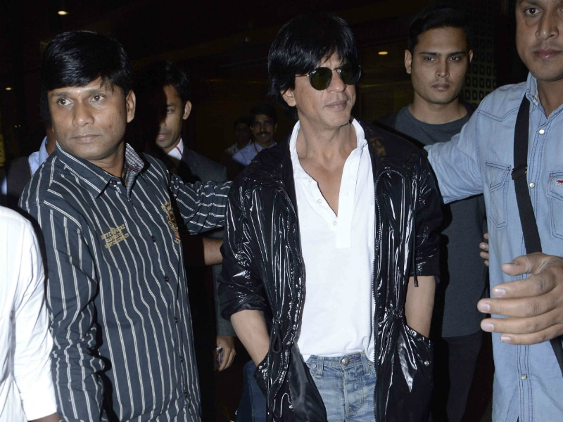 London to Mumbai Direct: SRK and Co-Dilwale Fly Home