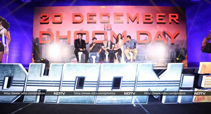 Dhoomsday approaches for Katrina, Aamir