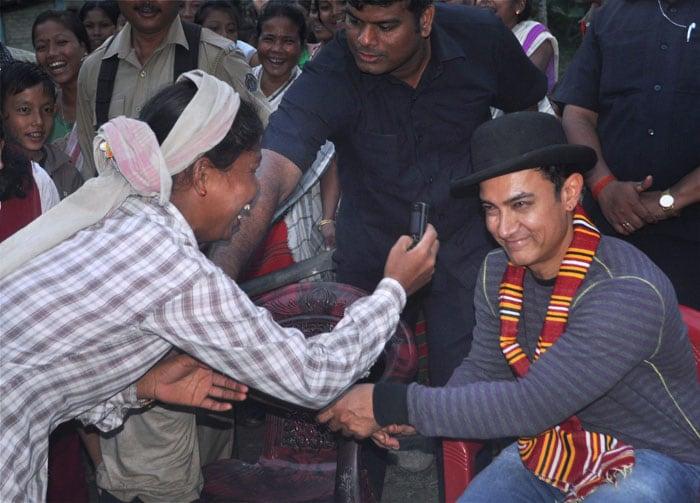 Aamir\'s Assam Dhoom