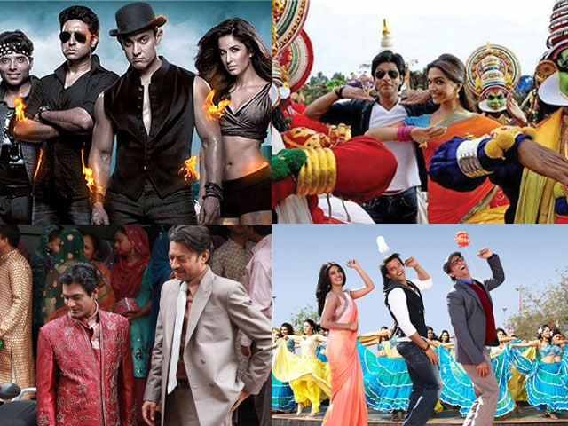 2013 hall of fame: Top 10 Bollywood hits