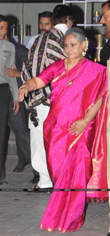 Inside Smita Thackeray\'s Son\'s Reception