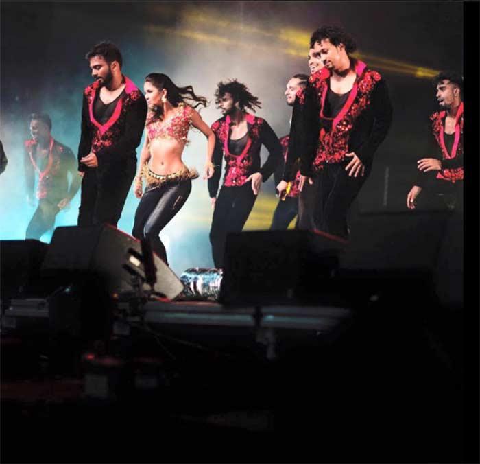 The Bollywood Dream Team\'s Rocking Fiesta in USA