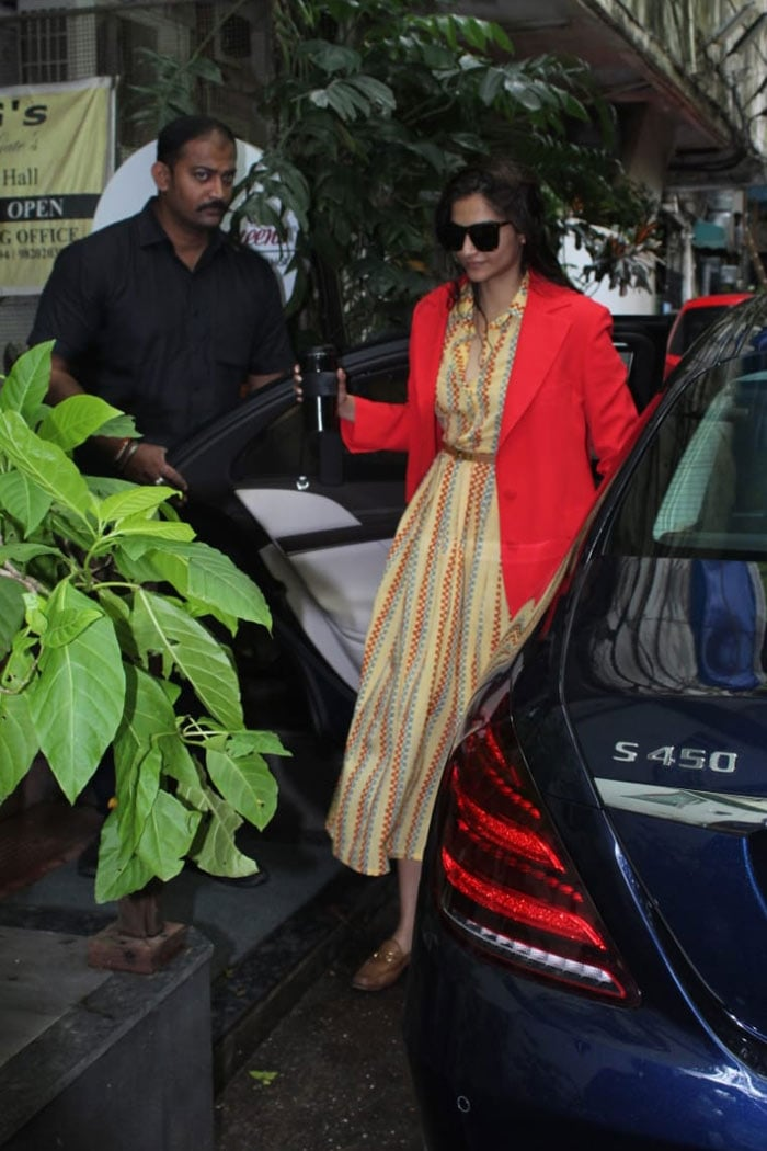 What\'s Keeping Sonam Kapoor Busy