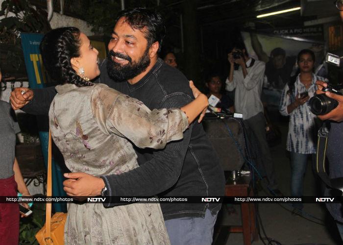 Such Swag, Much Wow: Kangana, Swara Attend Thithi Screening