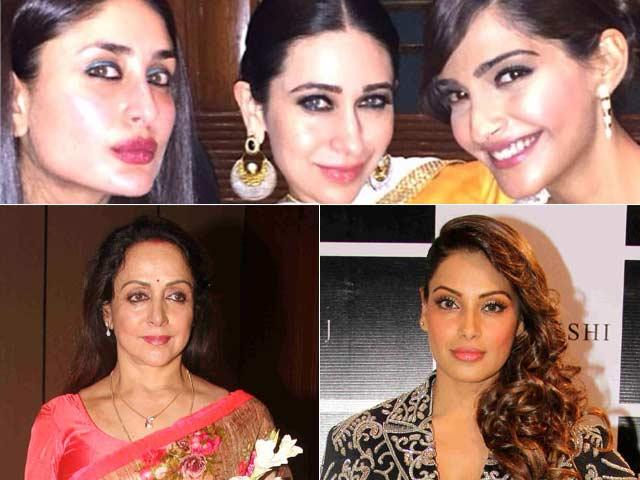 Thursday Splash: Bipasha, Kapoor Girls, Hema Malini