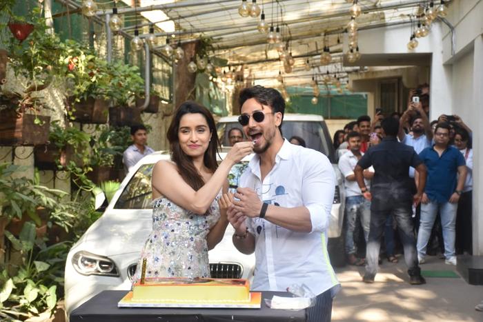 Shraddha Kapoor Celebrates Birthday With Baaghi 3 Co-Star Tiger Shroff