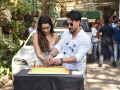 Photo : Shraddha Kapoor Celebrates Birthday With Baaghi 3 Co-Star Tiger Shroff