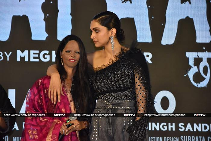Deepika Padukone Gets Emotional At Chhapaak Song Launch