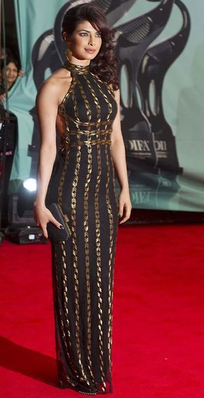 Gorgeous stars on Vancouver red carpet
