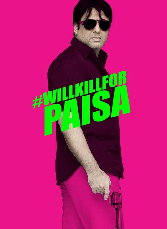 Govinda is Back and Pink For Kill Dil