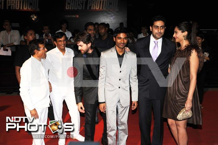 Tom Cruise premieres Mission Impossible in India