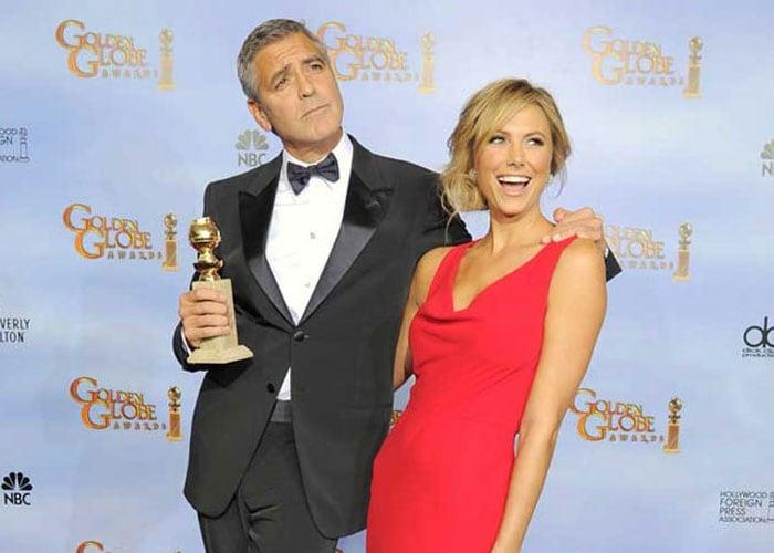 George Clooney is single again, ladies