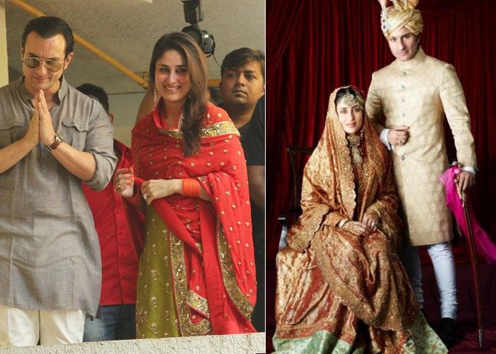 Top 10 celeb weddings of 2012