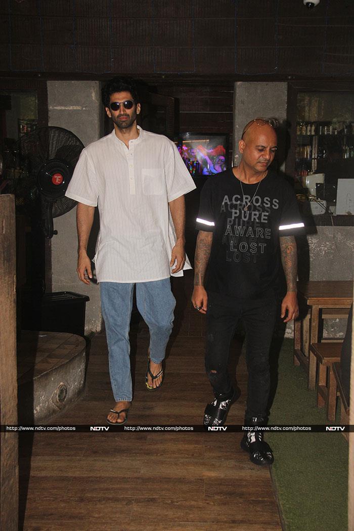 City Of Stars: Twinkle, Malaika Out In Mumbai