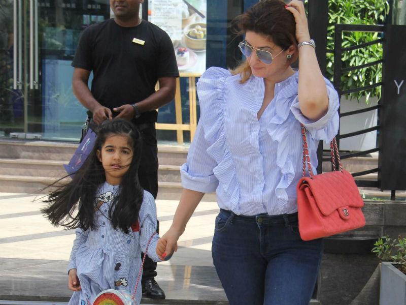 Sunday With Twinkle Khanna And Nitara