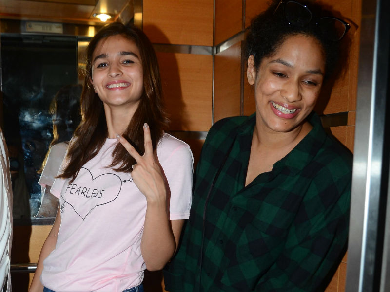 'Fearless' Alia Bhatt at Udta Punjab Screening