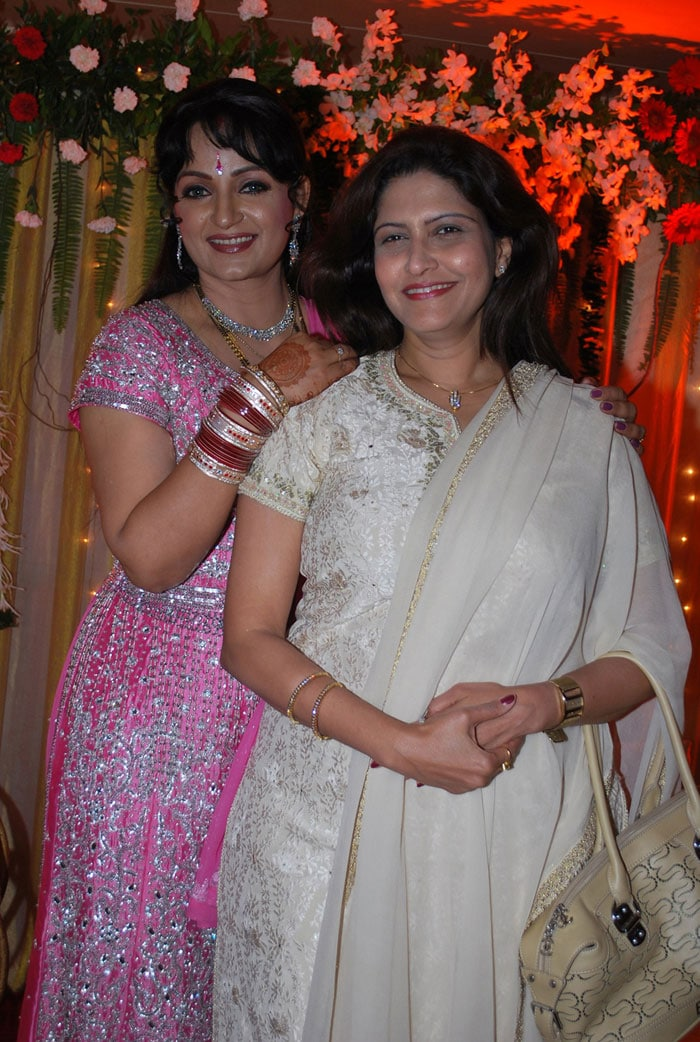 Upasna Singh gets married