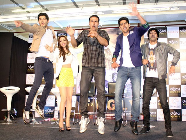 Akshay and the dance of the Fuglies