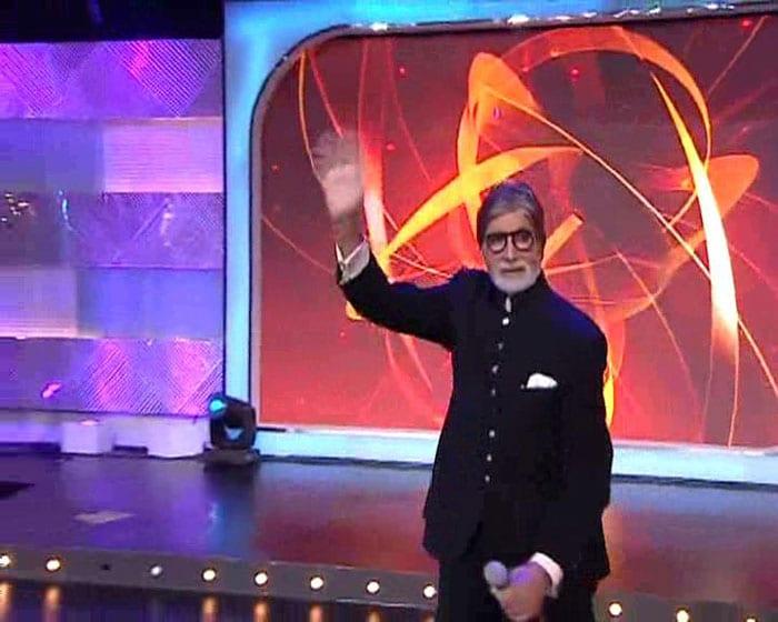 Saath Hai Hum Uttarakhand: Amitabh Bachchan