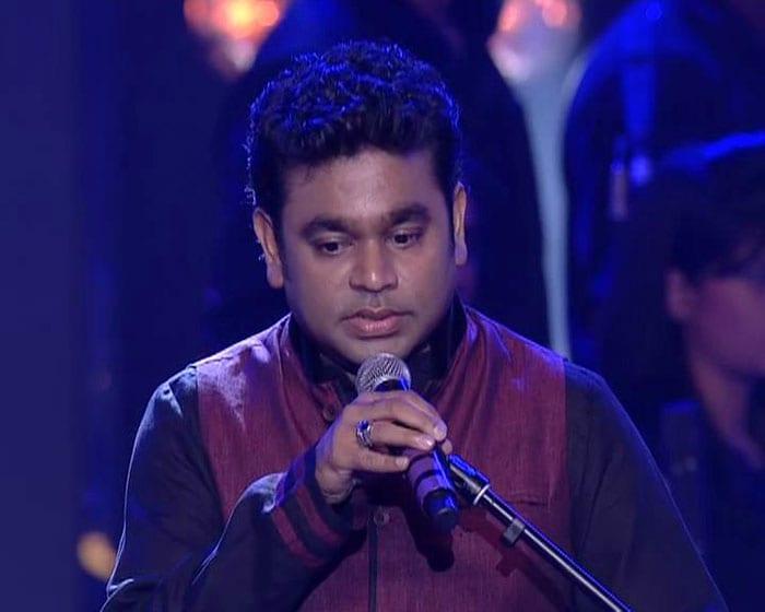 Saath Hai Hum Uttarakhand: A R Rahman