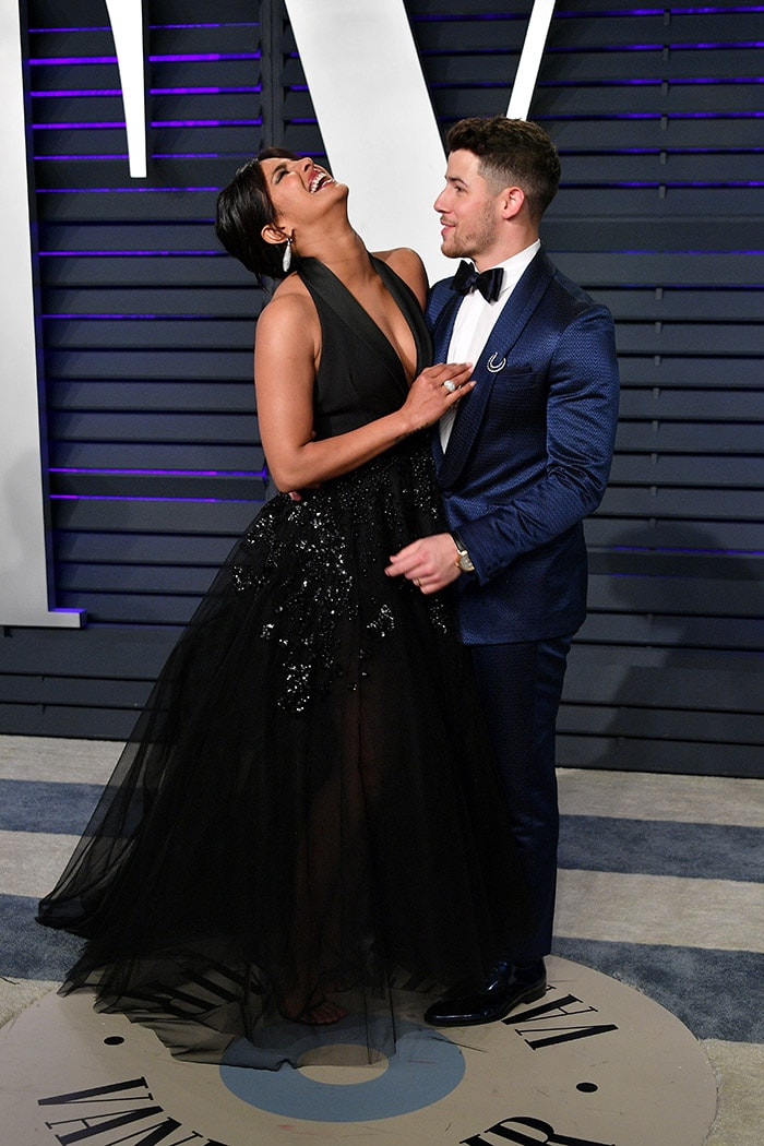 Oscars: At After-Party With Priyanka Chopra-Nick Jonas And Others