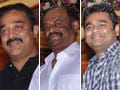 Photo : Southern superstars at the wedding of Vairamuthu's son