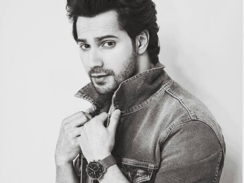 Happy Birthday, Varun Dhawan. Bollywood's Dilwala@32
