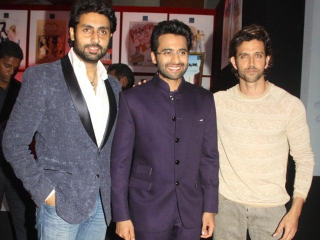 Starshine at Vashu Bhagnani's Party: Hrithik, Abhishek, Jackky