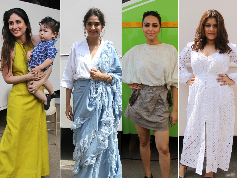 Photo : Taimur At Veere Di Wedding Promotions Is The Surprise That Made Our Day