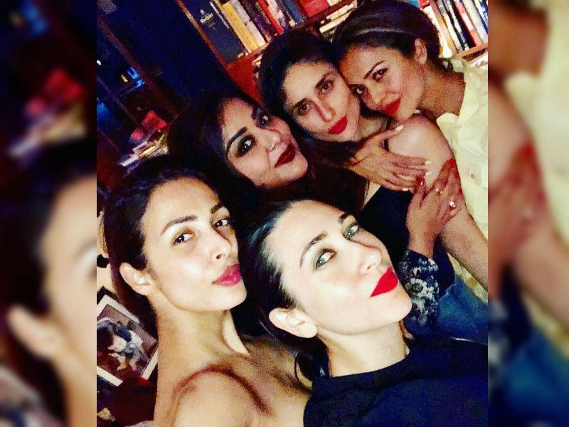 Inside Kareena Kapoor's Party With Her Veeres