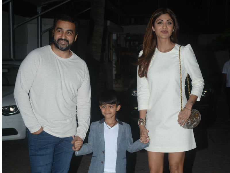 Shilpa Shetty And Fam Had A Little Excursion On Viaan's Birthday