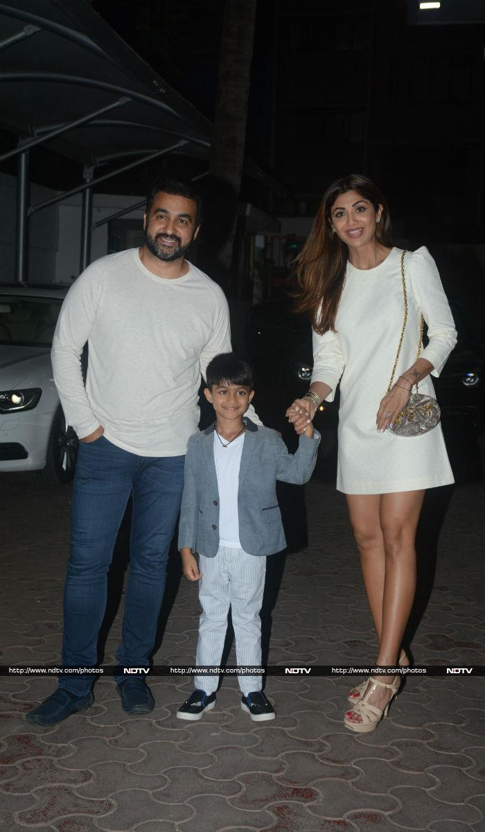 Shilpa Shetty And Fam Had A Little Excursion On Viaan\'s Birthday
