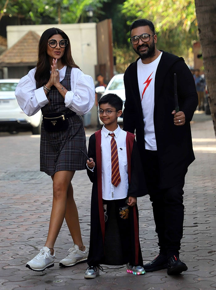 Inside Shilpa Shetty\'s Son Viaan\'s Harry Potter-Themed Birthday Party