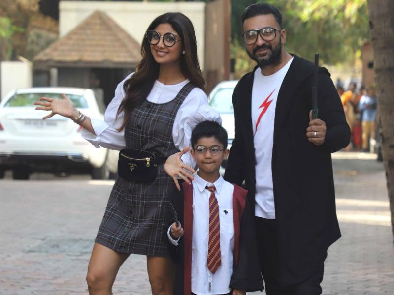 Inside Shilpa Shetty's Son Viaan's Harry Potter-Themed Birthday Party
