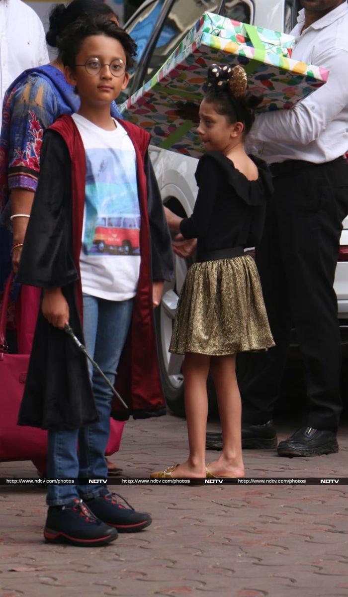 Inside Viaan\'s Birthday Party With Aishwarya, Aaradhya