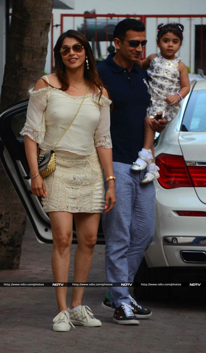 Inside Shilpa Shetty\'s Son Viaan\'s Birthday Bash