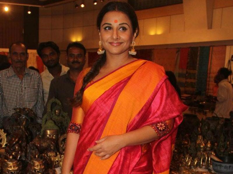 It's Vidya Balan's Birthday. Her Kahaani@38