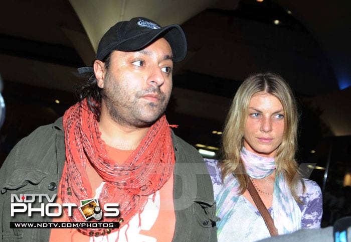 Spotted: Vikram Chatwal with new girlfriend