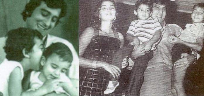 Vinod Khanna: Life in pics