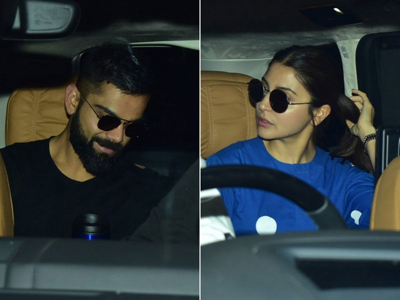 Virat And Anushka's Sunday Travel Itinerary