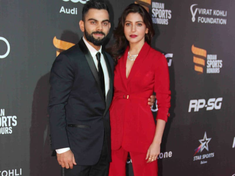 Virat And Anushka: How Adorable Are These Two?