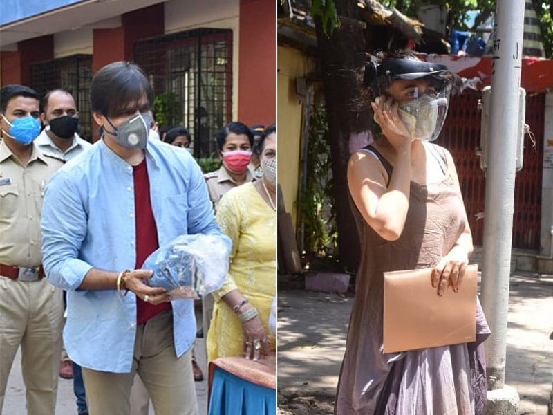 Photo : Keeping Up With Vivek Oberoi, Mini Mathur