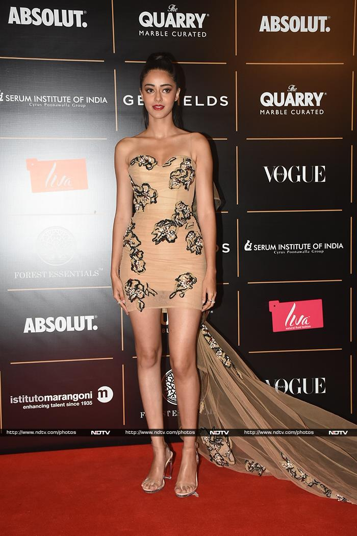 Vogue Women Of The Year Awards 2019: Katrina Kaif And Janhvi Kapoor Paint The Town Red
