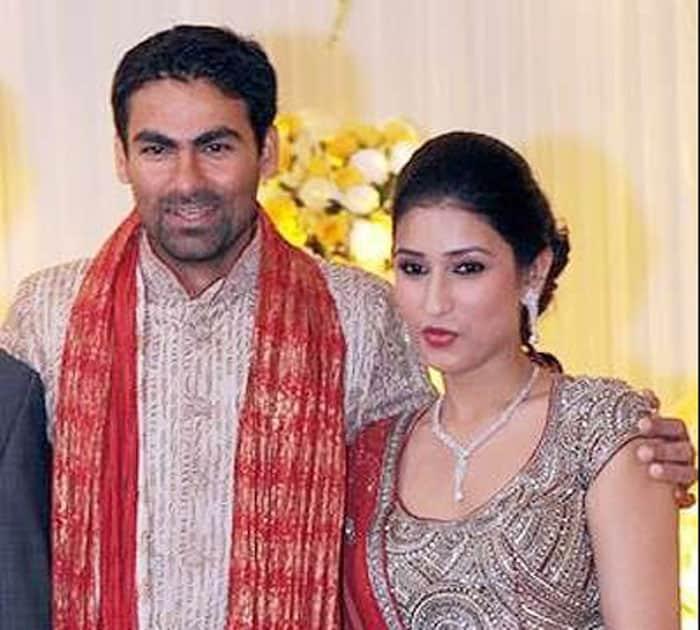 Mohammad Kaif\'s new bride!