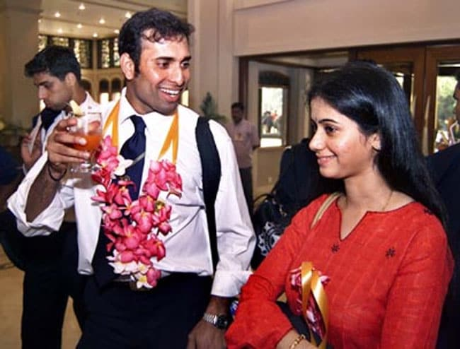 Wives And Girlfriends Of Cricketers!