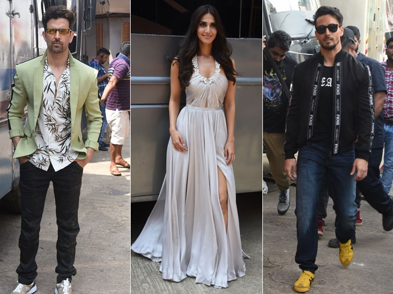 A Fashion War, Featuring Hrithik, Vaani And Tiger