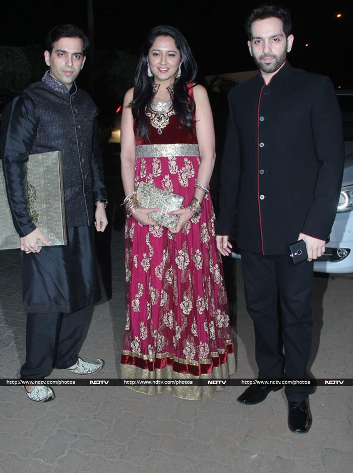 Madhuri, Nita, Sunita\'s Guide for Wedding Style This Season
